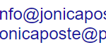 email jonicaposte